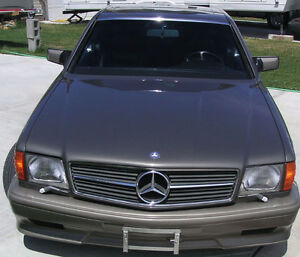 1991 Mercedes-Benz 500-Series SEC Coupe (2 door)