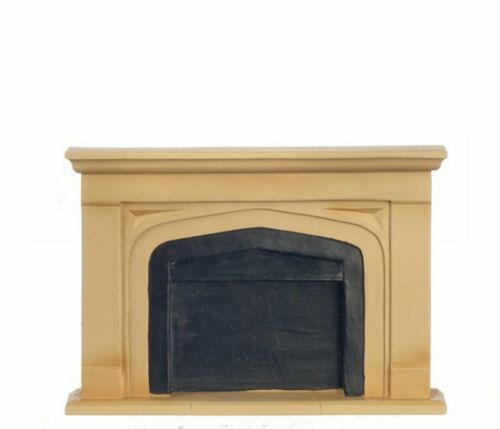 Miniature Dollhouse Hoseworks Small Manor Fireplace 1:12 Scale New