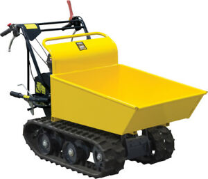 Power Wheelbarrow