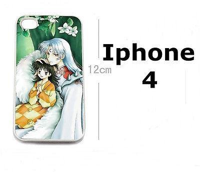 !! Inu Yasha (Inuyasha)  Anime/Manga Handyhülle für iPhone 4 / 4S !