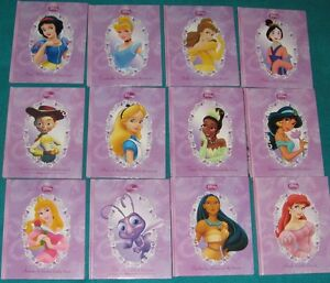 12 Disney My Princess Collection Books