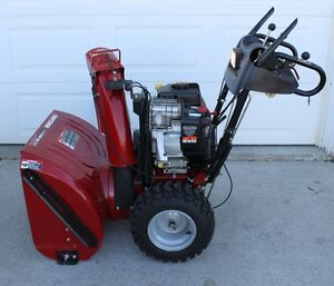 Caftsman Snow Blower    NEW CONDITION