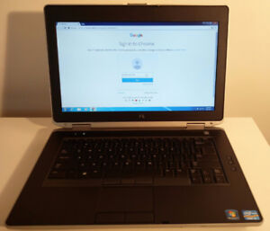 "Dell Latitude E6430 14"" LED laptop with new hard disk"