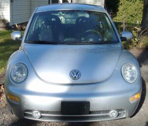 2001 Volkswagen New Beetle GLS Coupe (2 door)SUPER LOW MILEAGE