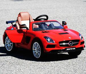 Voitures électriques pour enfants - Ride on cars for children