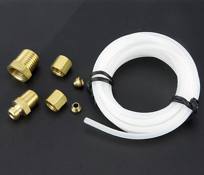 Oil Pressure Gauge Tube Tubing Kit