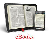 eBooks Conversion Services (Epub & Kindle)