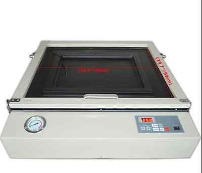 50cmx60cm 20x24 Precise Vacuum Uv Exposure Unit Screen Printing Machine