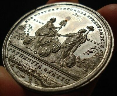 Click now to see the BUY IT NOW Price! 1783 AMERICAN REVOLUTION PEACE MEDAL CHOICE PROOF LIKE LOVELY