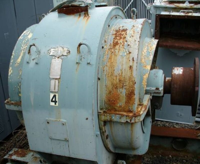 Electric-Machinery 900 HP Synchronous Electric Motors