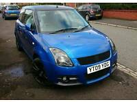 SUZUKI SWIFT GL 1.3 3 DOOR