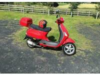 Vespa lx 50. Spares or repair