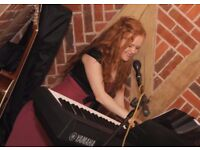 Wedding & Events Singer with Acoustic Guitar and Piano