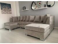 ✅BRAND NEW SOFA'S U SHAPED AMAZING SOFA IN STOCK   FREE DELIVERY✅