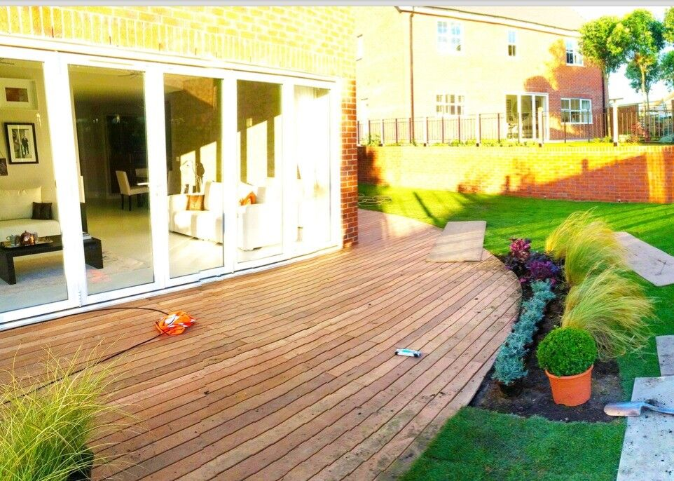 Atlas Landscapes - Garden Design, Build and Maintenance Services