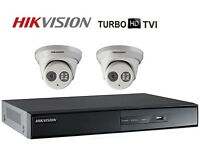CRYSTAL CLEAR HD CCTV SYSTEMS FROM £349 INCL. FITTING