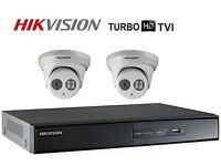 COMPLETE HD CCTV SYSTEMS FITTED £599 4x HD 1080p CAMERAS WITH 1TB DVR, MOBILE VIEWING