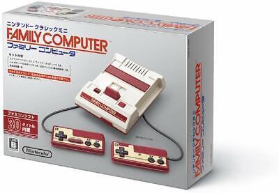 [Exc+3] Used Nintendo Classic Mini Famicom 2016 / Family Computer / Mario Japan