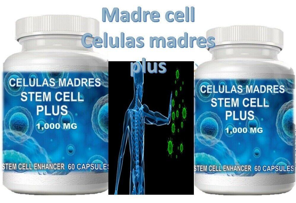 MADRE CELL , APHANIZOMENON FLOS ACQUAE, LIBERADOR DE CELULAS MADRE forte 120