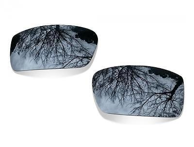 SURE Ersatzgläser für Oakley Gascan ( Polarisierte Black Iridium Linsen)