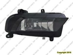 Fog Lamp Passenger Side Without S-Line Package High Quality Audi A4 2013-2016