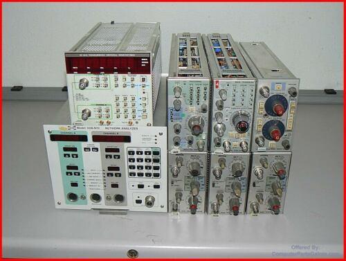 Electronics - Tektronix 7B15, 7A18, 5A18N, DC5010, 7B92A, PM 1038-N10