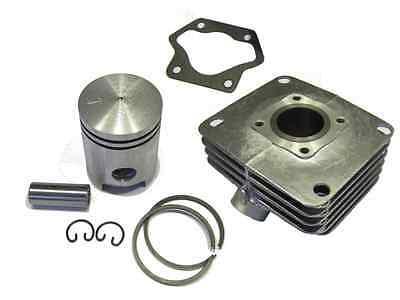 Zylinder 50ccm komplett incl. Kolben für Simson für S51, Schwalbe KR 51/2 SR50