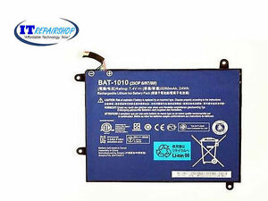GENUINE OEM ACER ICONIA A500 A501 10.1in Tablet Replacement Battery BAT-1010