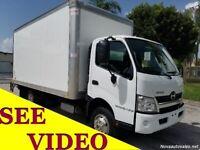 2020 HINO 155 16FT Box truck,Lift Gate,Isuzu,NPR,Nissan,GMC,Fuso,benz,SEE VIDEO!
