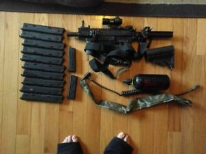 Milsig m17 CQC and TIPX