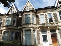 Albany Road, Roath,1 Bed Flat, £500pcm