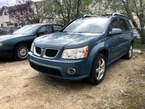 2008 Pontiac Torrent GXP Fully Loaded Low Mileage