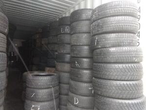 USED AND NEW SNOW AND ALL SEASON TIRES All SIZES FORSALE