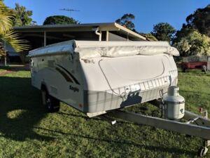 2010 Jayco Eagle poptop caravan.