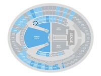 2x SEATED JAY-Z AND BEYONCE - OTR II TICKETS