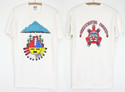 best rare vintage 1982 Tour Grateful Dead T-Shirt  gildan S-5xl