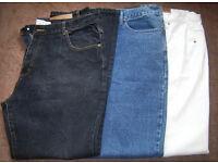 3 x Mens Jeans