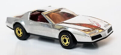 1984 Hot Wheels Mail-In Promotion Chrome 80's Firebird Trans Am - Tough Find