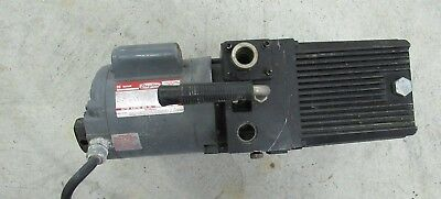 Sargent Welch Vacuum Pump 8811 With Dayton 13 Hp Motor 5k339s