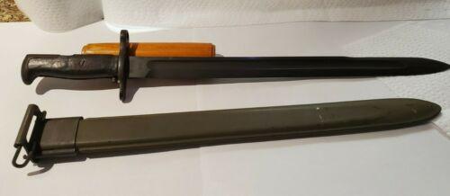 New LOWER Price $$$$$$ Model 1906  Springfield 16 inch  Bayonet
