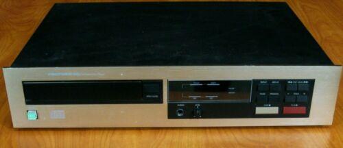 Proton AC-300II CD Player, Champagne Finish, Aluminum Face, Perfect Sound