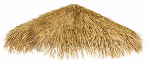 Commercial Grade Mexican Palm Thatch Umbrella Cover 12' - Forever Bamboo