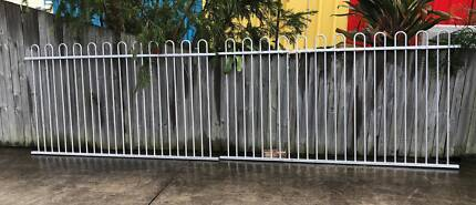Fence panels aluminium Capalaba Brisbane South East Preview