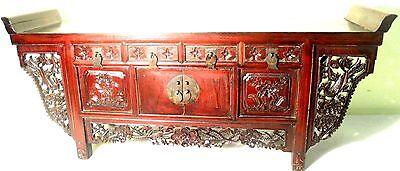 Antique Chinese Petit Altar (5808), Circa 1800-1849