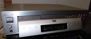 lecteur cd dvd audiophile sony dvp s7700 champagne ebay. Black Bedroom Furniture Sets. Home Design Ideas