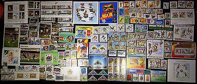 Collection, Soccer, Football World Cup, 1982, sport, MNH (121)