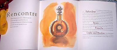 Remy Martin Cognac Liquor LVMH Paris XO VSOP Rare Limited Edition Catalog Sales