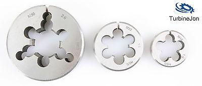 """8 UNF HSS Die Split RH Circular 13/16"""" Diameter - UK Supplier"""