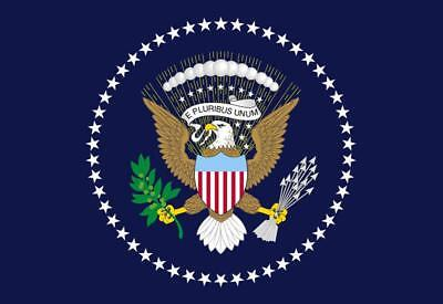 PRESIDENTS SEAL W EAGLE 3X5 FLAG FL105 banner NEW w grommets political flags