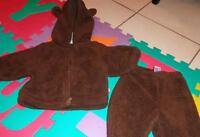 Baby boy outfits and outerwear 0-6m